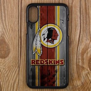 Accessories - Washington Redskins iPhone X 7 plus 8 6 6S Cover